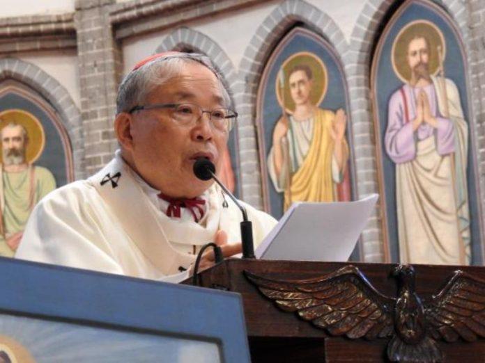 Cardenal Yeom dedicar Fátima