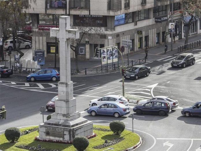 Histórica cruz España