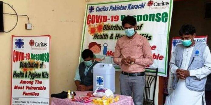 Caritas Pakistán