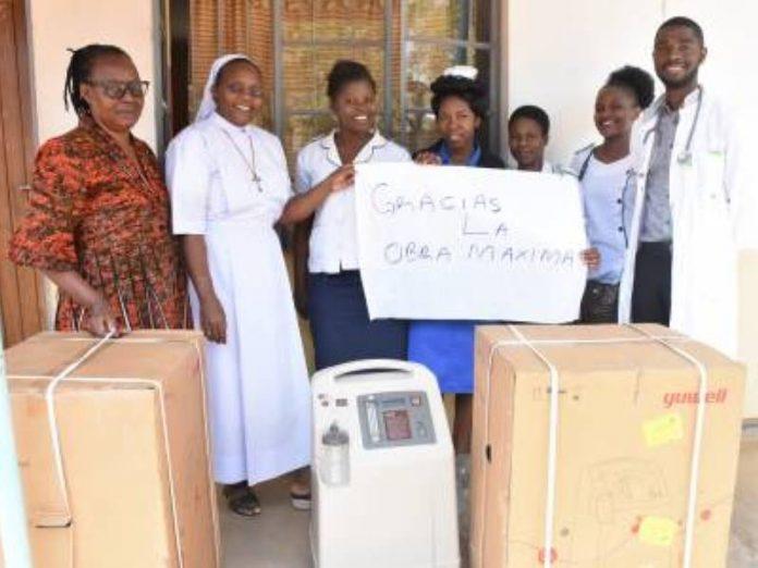 Carmelitas Descalzos respiradores Malaui