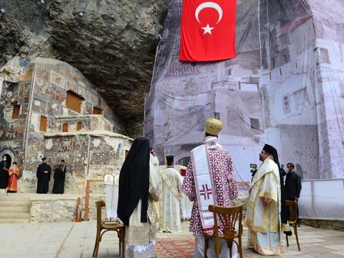 Turquía monasterio ortodoxo