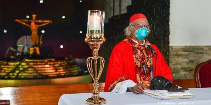 Cardenal Brenes Iglesia