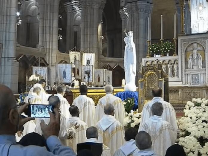 París Corazones Jesús y María