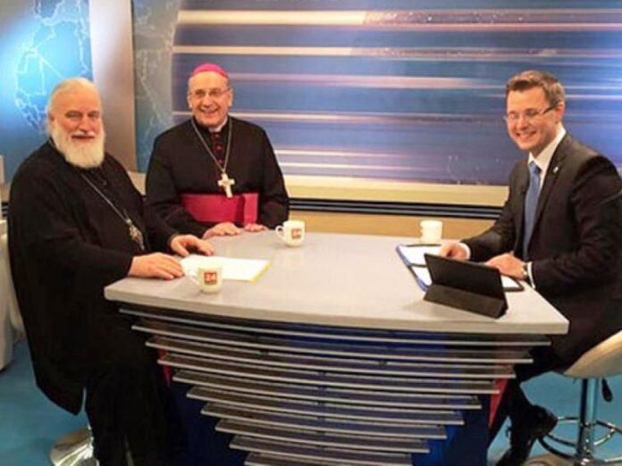 Metropolitano ortodoxo Bielorrusia católicos