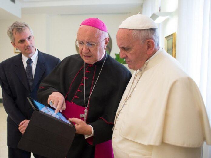 Vulnerabilidad sitios web Vaticano