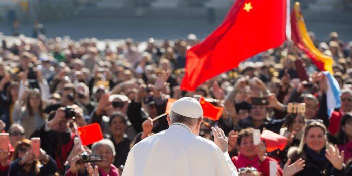 Derechos Santa Sede China