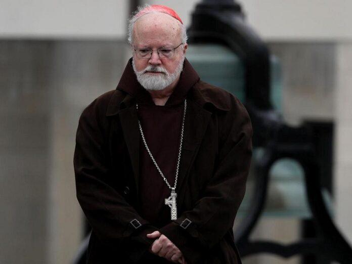Cardenal O'Malley protección vida