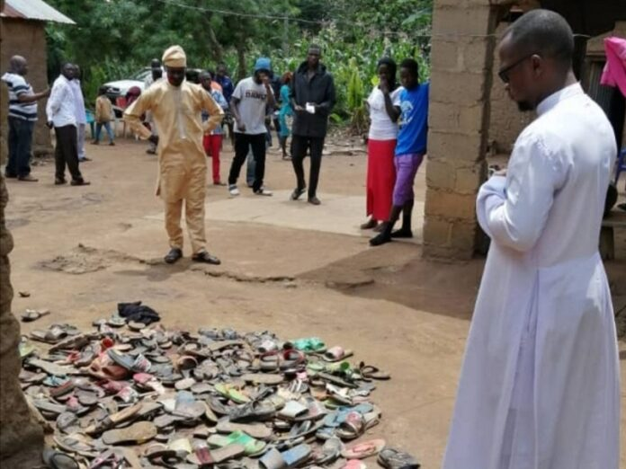Cristianos asesinados islamistas Nigeria