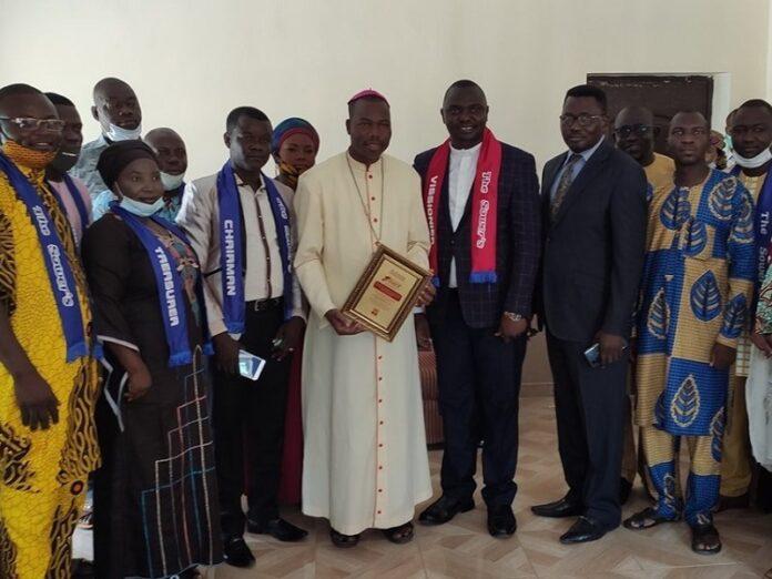 Obispo Nigeria Premio Paz