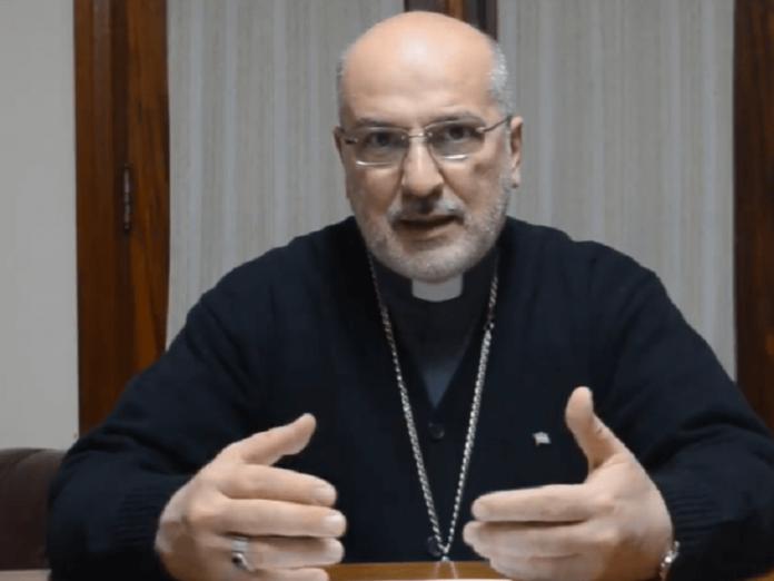 Arzobispo Azpiroz presencia Dios