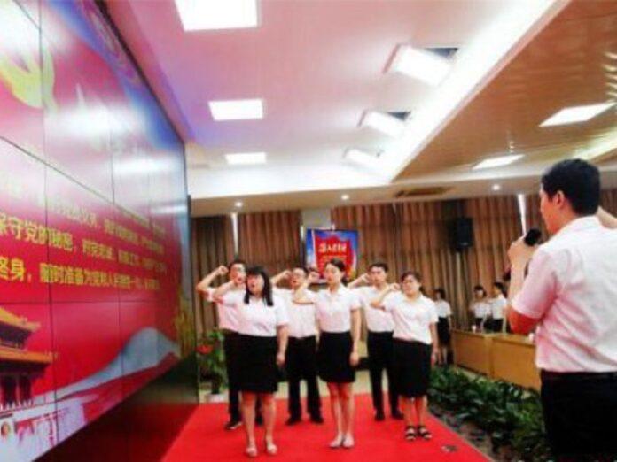 China libertad religiosa docentes