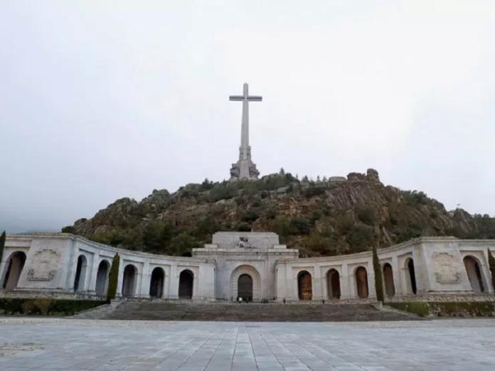 Gobierno España Valle Caídos