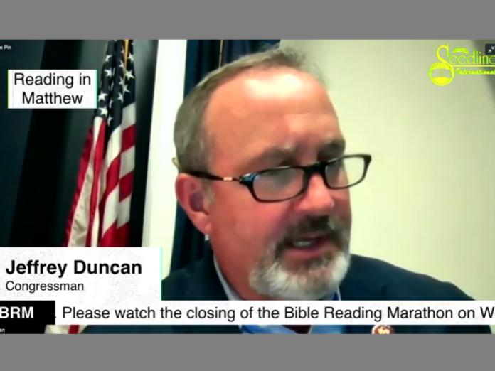 Maratón Biblia Estados Unidos