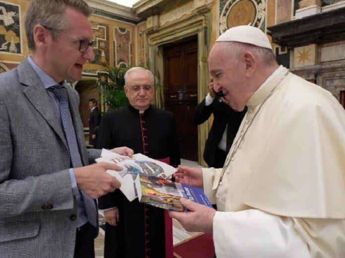 Francisco periodista cristiano