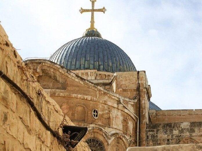 Iglesia católica Israel visados