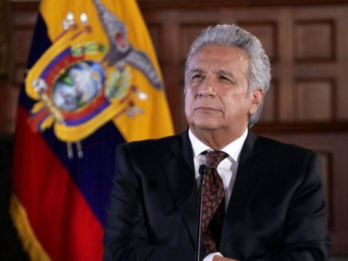 Presidente Ecuador Código Salud