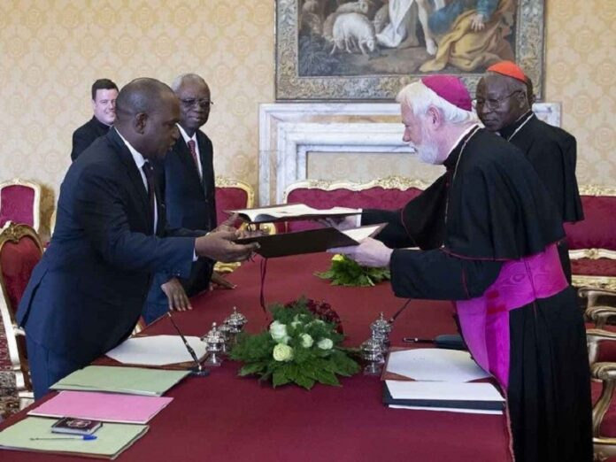 Santa Sede Burkina Faso