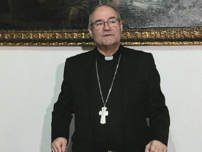 Arzobispo Toledo misioneros comer