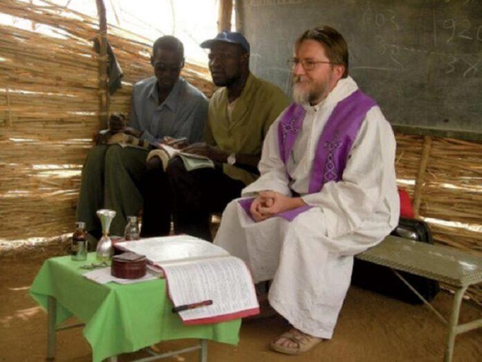Yihadistas Malí padre Maccalli