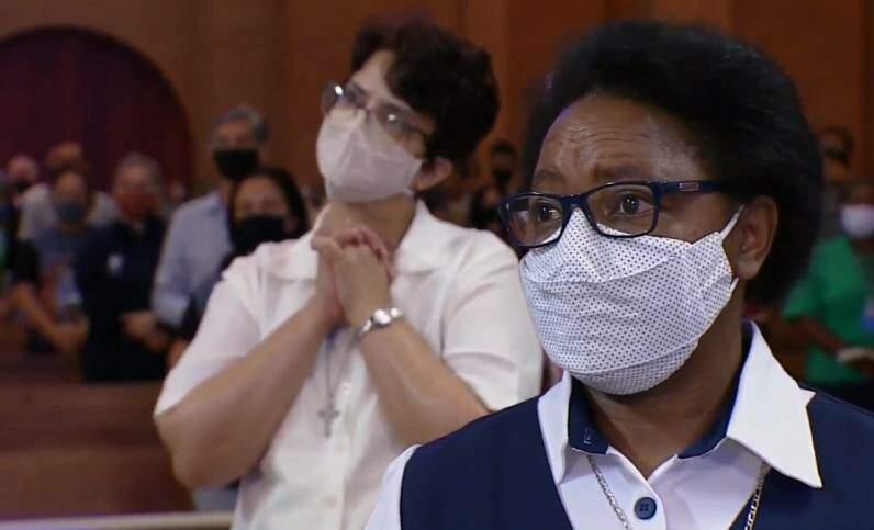 Brasil Virgen Aparecida pandemia