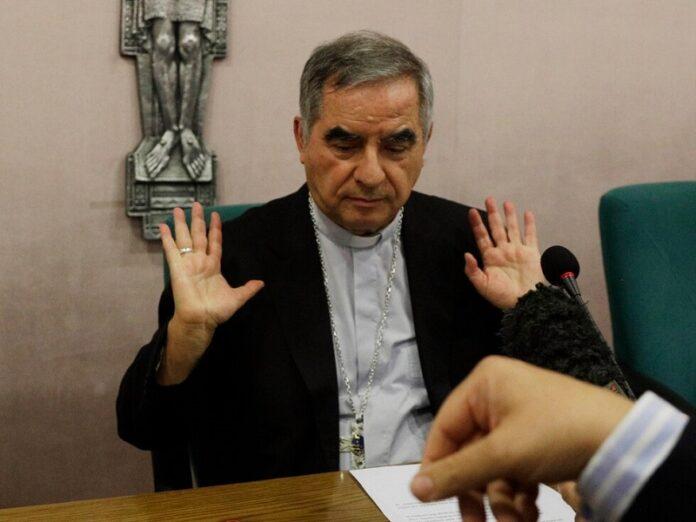 Becciu investigación fidelidad Papa
