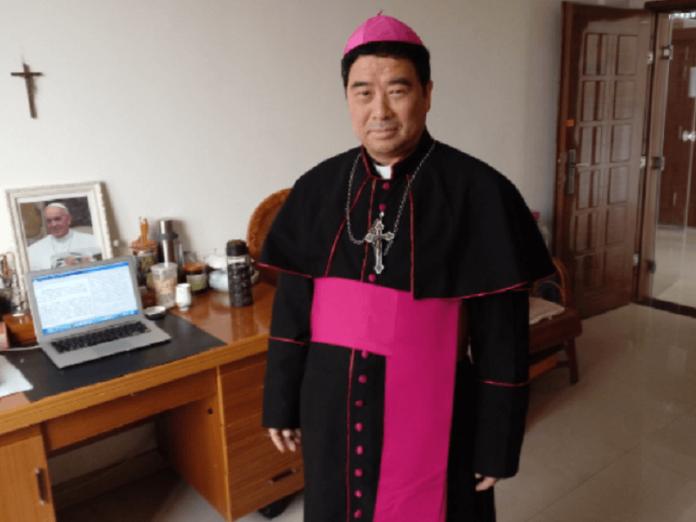 Obispo China adaptarme obstáculo