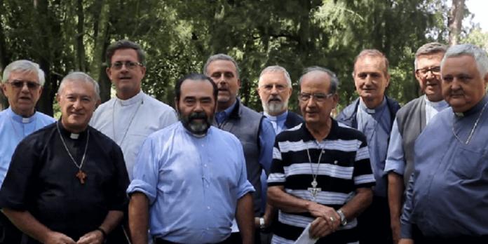 Obispos Patagonia violencia Chile