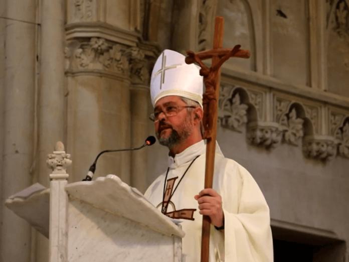 Nuncio impondrá palio Scheinig
