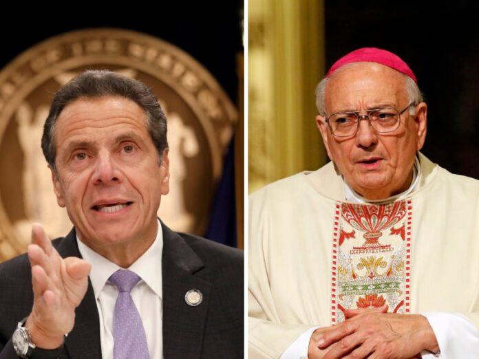Diócesis de Brooklyn demanda a Nueva York
