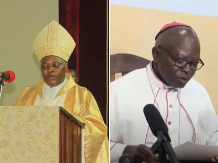 Amenazan de muerte a 2 obispos
