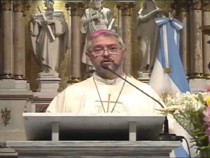 Arzobispo Scheinig Ese embrión es humano