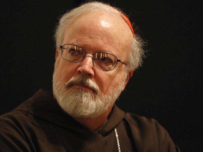 Cardenal O'Malley Es vergonzoso cómo ascendió