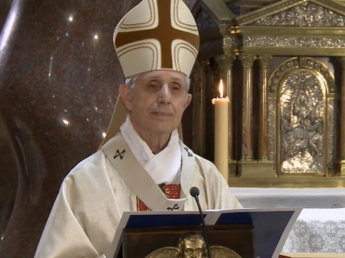 Cardenal Poli diócesis 400 años