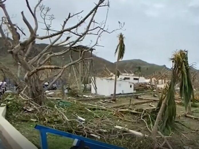 Caritas Colombiana asiste a los damnificados por el huracán Iota