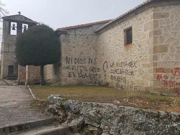 Hubo 76 delitos de odio contra cristianos en España en 2019