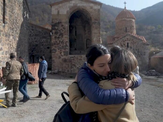 Comunidad internacional protección de templos armenios