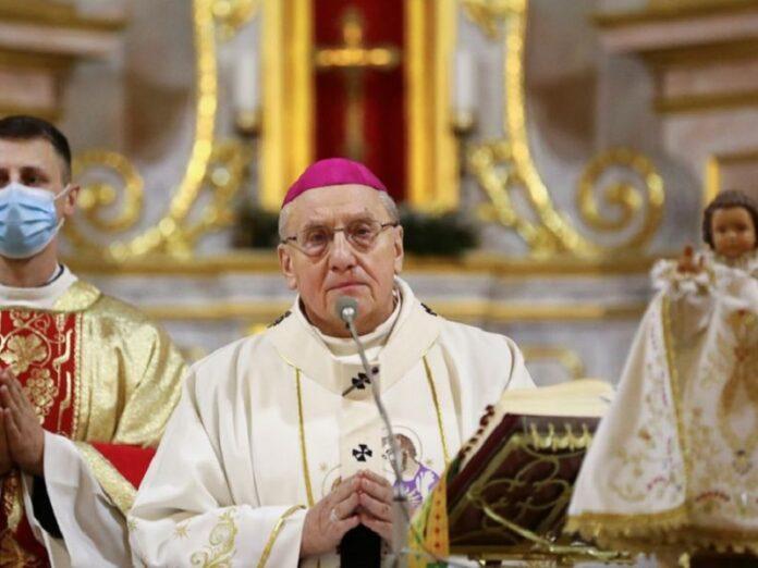 El arzobispo Kondrusiewicz regresó a Bielorrusia