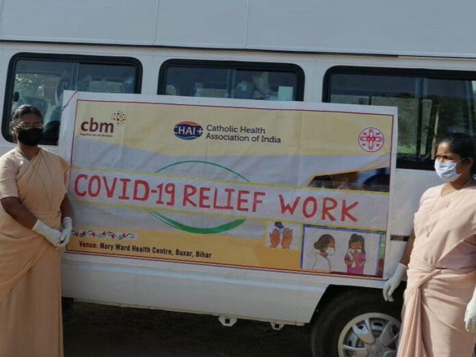 Asociación Católica de Salud de India COVID-19
