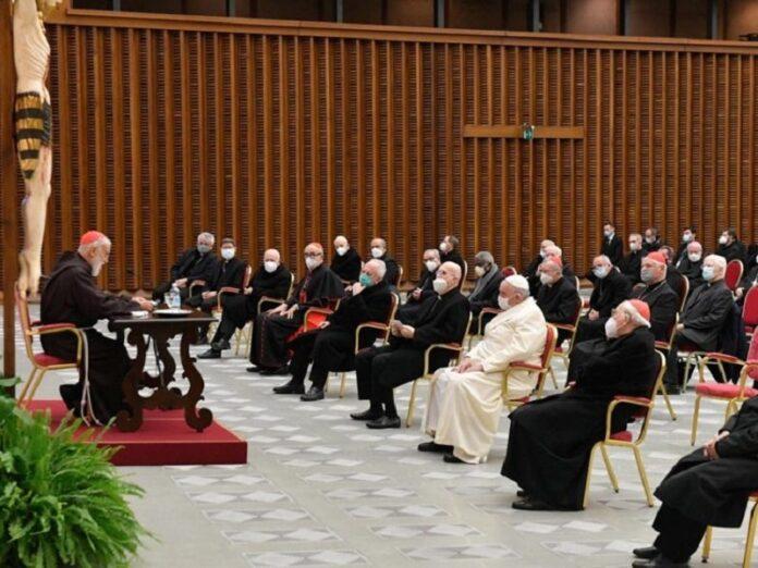 Cardenal Cantalamessa pecado mortal