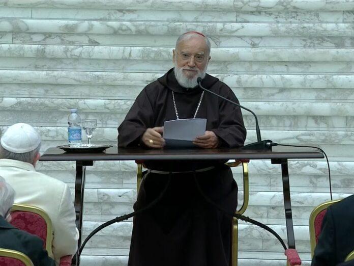 Cardenal Cantalamessa El anuncio de la vida eterna