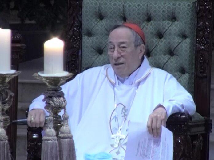 Cardenal Maradiaga: «No es el plan de Dios que un niño tenga papá y papá o mamá y mamá»