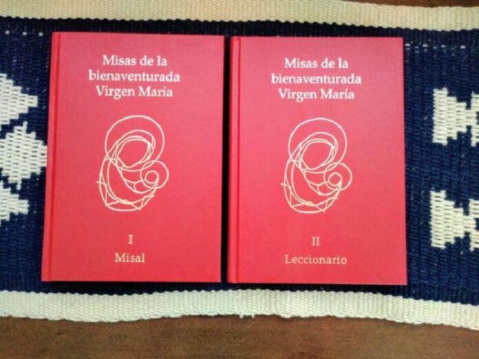 Misal y Leccionario de la Virgen María
