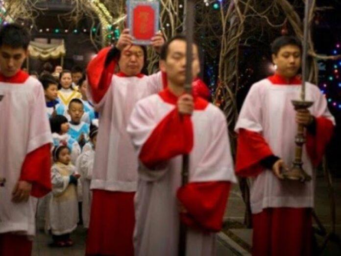 Navidad en China boicot mediático presión