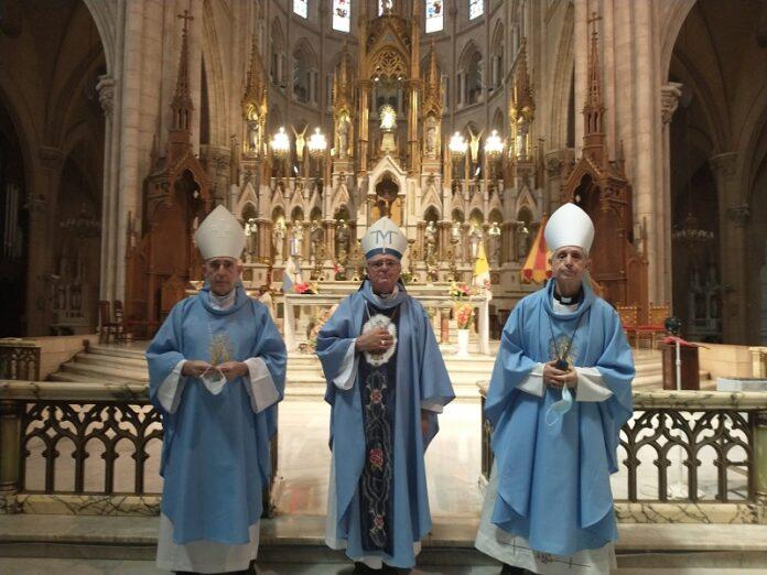Obispos de Argentina diputados y senadores