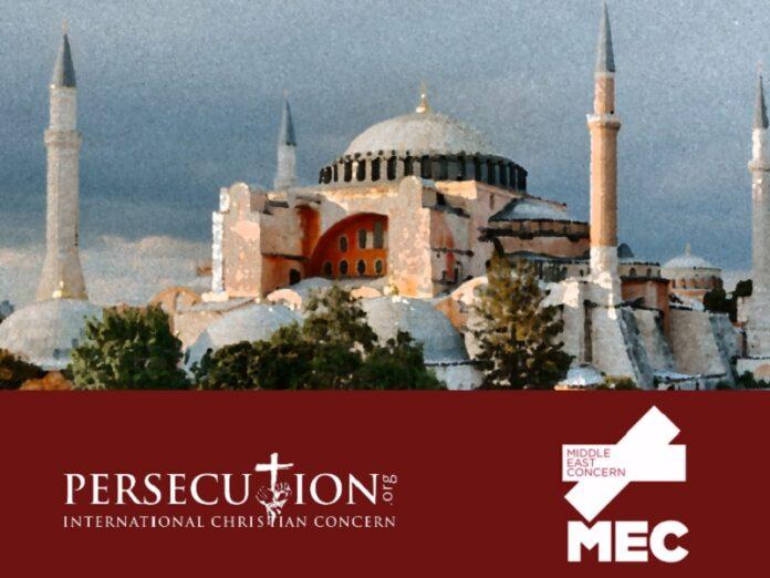 Represión y persecución de cristianos Turquía
