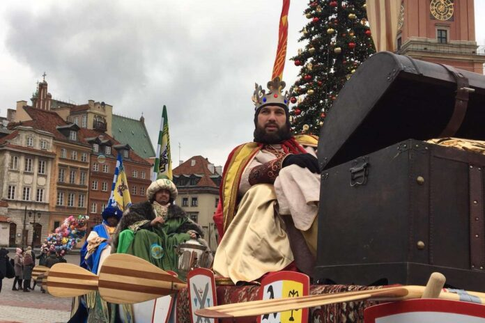 Católicos en Polonia celebran Epifanía