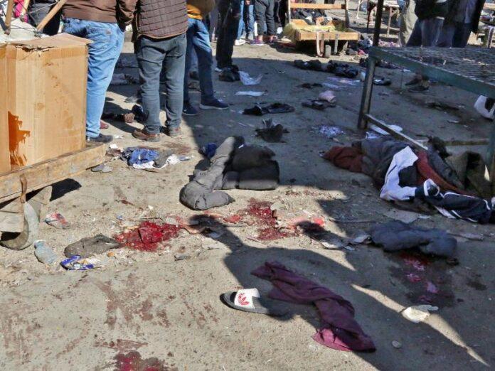 32 víctimas mortales por atentados