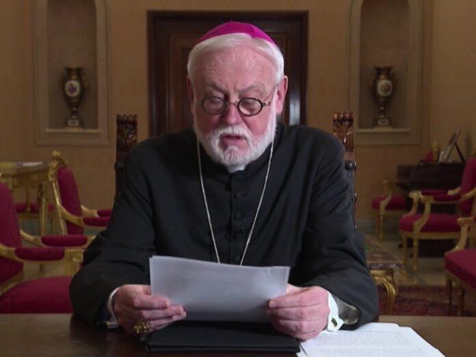 Santa Sede La pandemia revela que la libertad religiosa se está erosionando