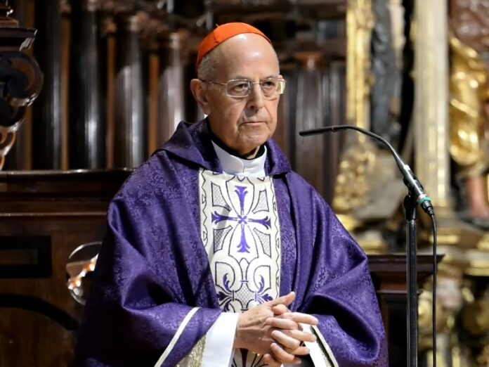 Cardenal Blázquez aforo