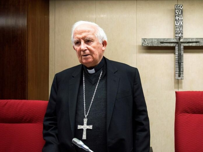 Cardenal Cañizares Eucaristía imprescindible